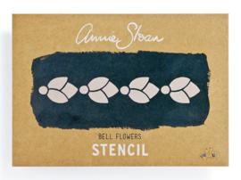 Annie Sloan Stencil - Bell Flowers