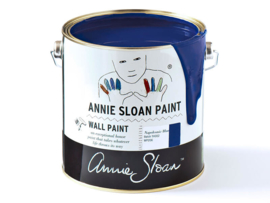 Annie Sloan Wall Paint Napoleonic Blue 2,5 liter