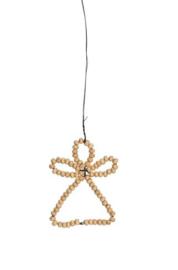 IB Laursen - houten kralen engel