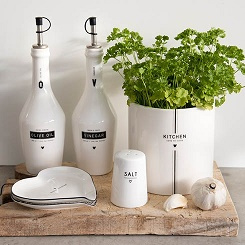 Bastion Collections - Oil & Vinegar (set van 2 flessen)