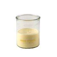Home Society - Outdoor candle Nick geel