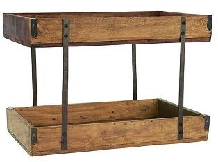 houten etagère