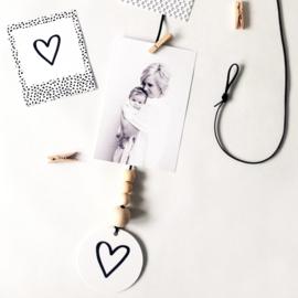 Foto-kaart hanger