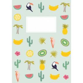 Schriftje - cactus