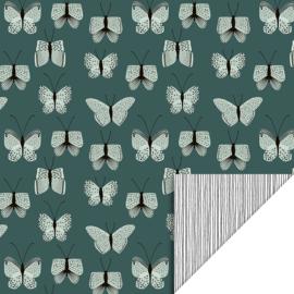 Cadeaupapier - Butterfly