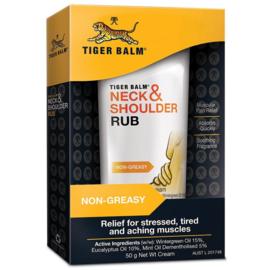 Tiger Balm Neck & Shoulder Rub non-greasy