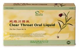 She Dan Chuan Bei Ye - Clear Throat Oral Liquid