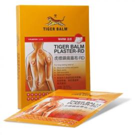Tiger Balm Plasters Warm 3 stuks 10cmx14cm
