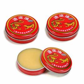 Qing Liang you - Tjing Liang you - Mini Balm