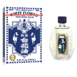 Pak Fah Yeow - White Flower Analgesic Balm 20ml