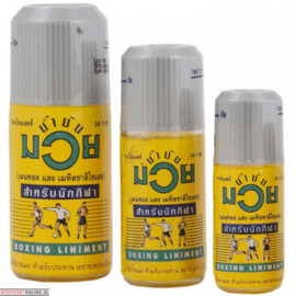 Boxing Liniment - Namman Muay Olie 120ml