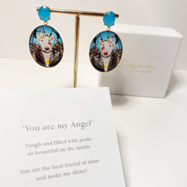 'You are my Angel'