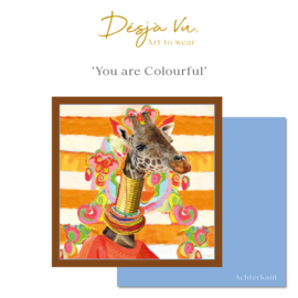 'You are Colourful'