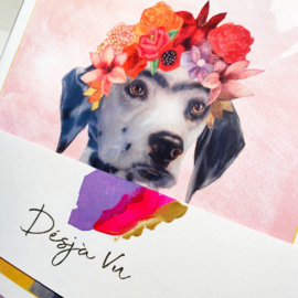 Dogs in Style -  XL Cards
