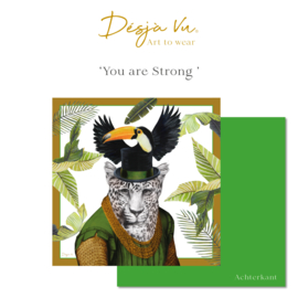 'You are Strong'