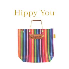 XL Shopper - Hippy You