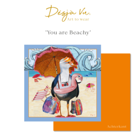 'You are Beachy'