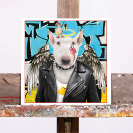 Dogs in Style -  XL Cards, set met 5 kaarten
