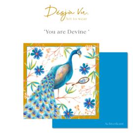 'You are Divine'