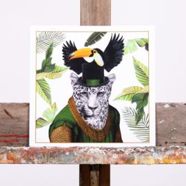 Urban Collection  XL Cards, set met 5 kaarten