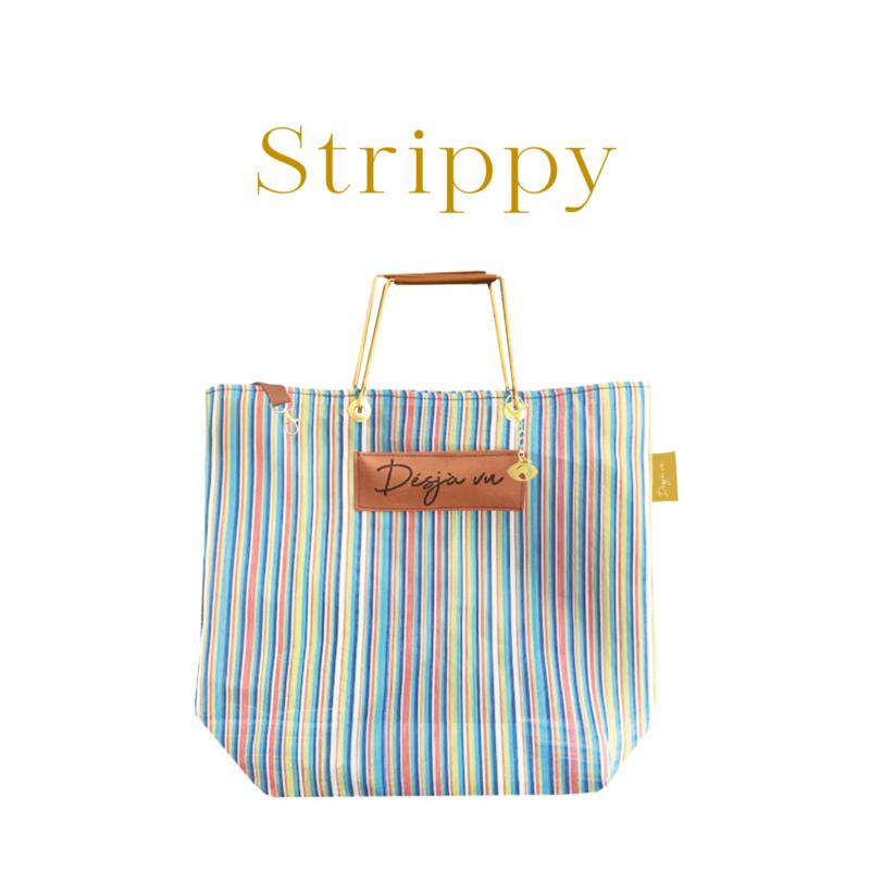 XL Shopper - Strippy