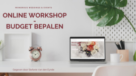 Online workshop: Budget bepalen