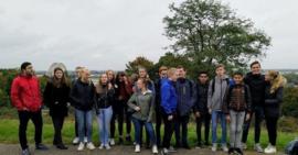Stadswandeling Vagebond voor Studenten en leerlingen(12+)