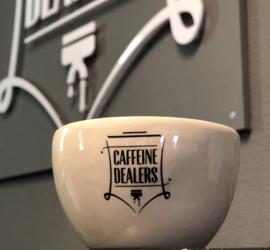 Cappuccino mok