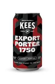 Export Porter 1750,  10,5 % ( 3 x Winnaar zilveren medaille dutch beer challenge)