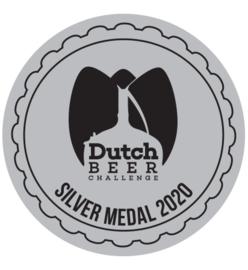 Double IPA  8,6% (Winnaar zilveren medaille dutch beer challenge)