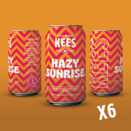 Hazy Sunrise 7%  ------ 6-pack