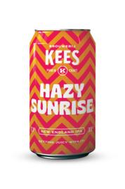Hazy Sunrise 7% (Verkozen tot beste New England IPA van Nederland!)
