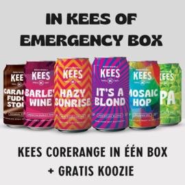 IN KEES OF EMERGENCY BOX 12-pack