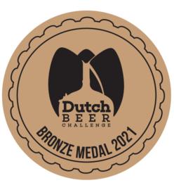 Barley Wine 11,5%  (winnaar bronzen medaille Dutch beer challenge 2021)