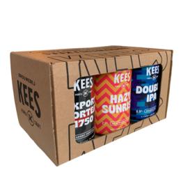 KEES MEDAILLE WINNAARS geschenkverpakking (6 blikken)