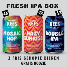 FRESH IPA BOX (gratis koozie + verzending)