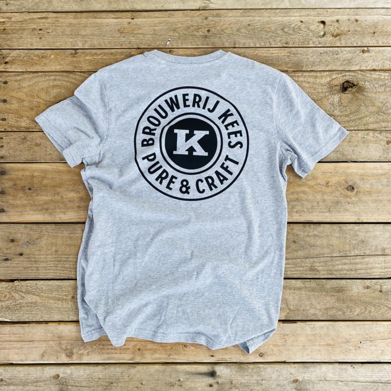 T-shirt KEES (Grijs)