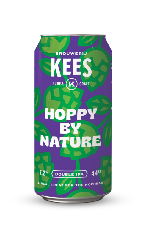 Hoppy By Nature  Double IPA  7,2%