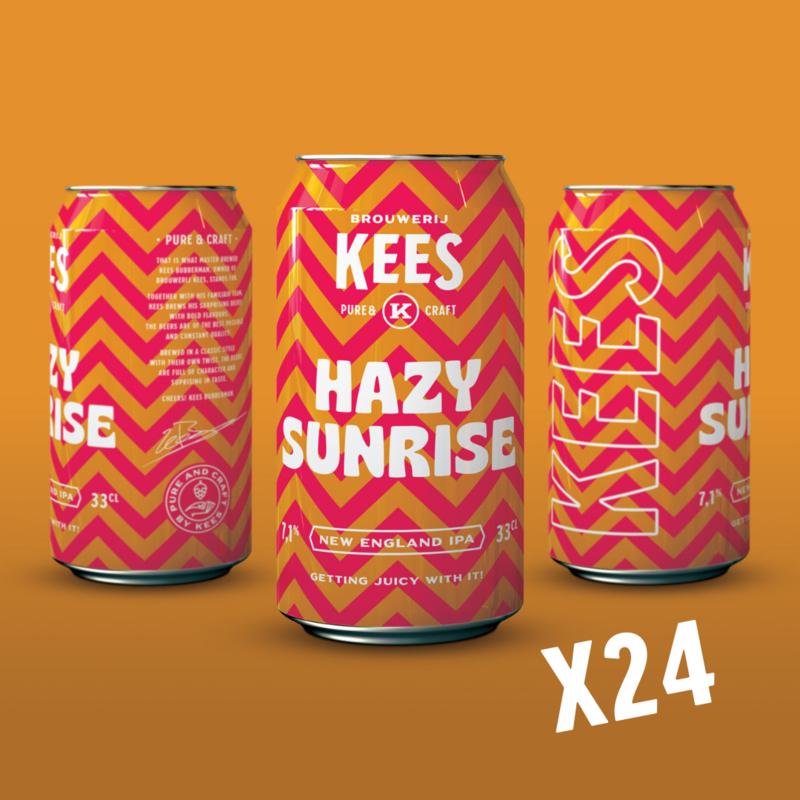 Hazy Sunrise 7%  ------- 24 -pack