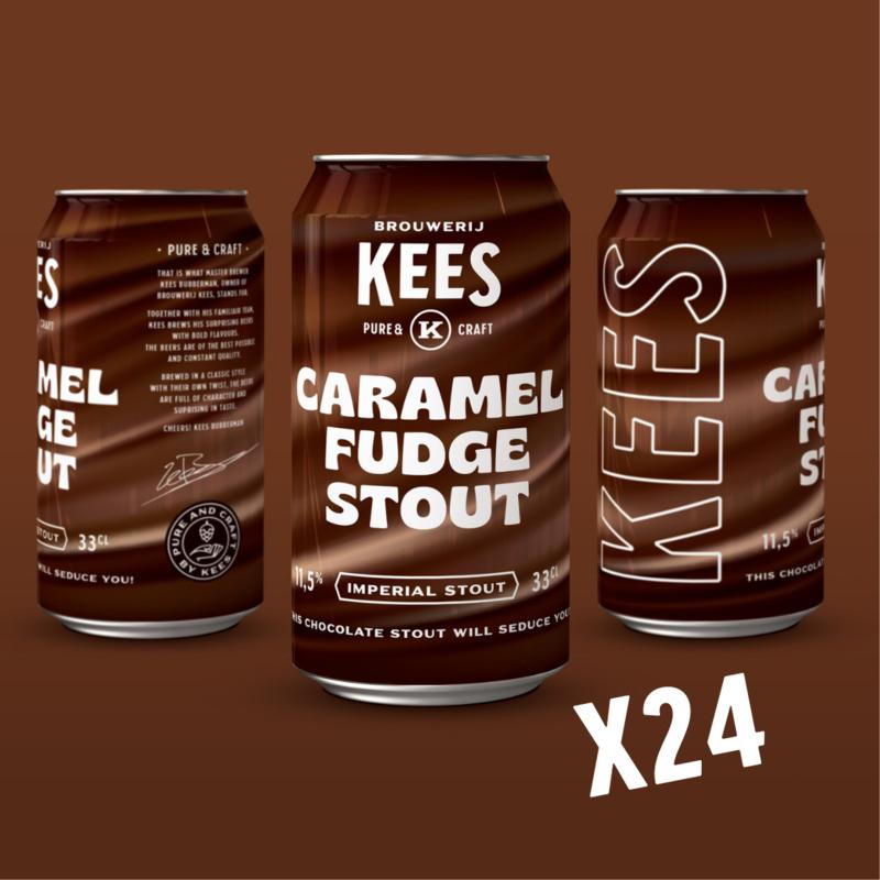 Caramel Fudge 11,5% 24-pack