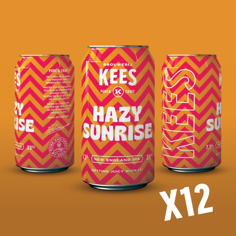 Hazy Sunrise 7% 12-pack