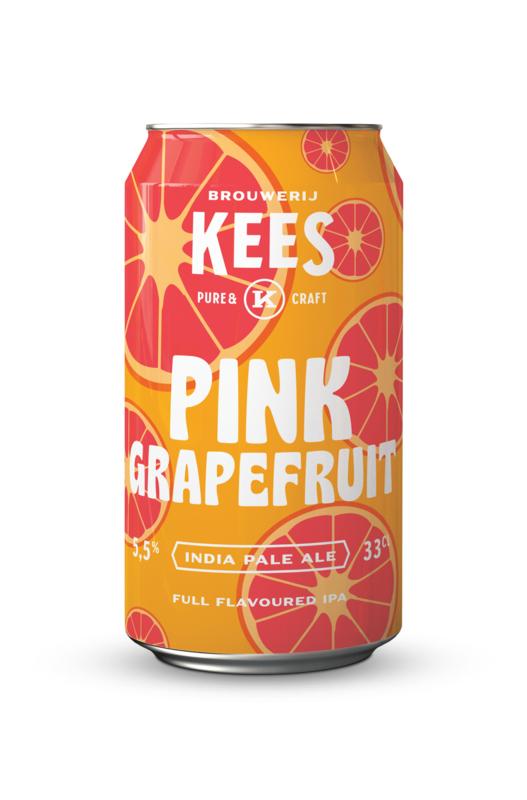 Pink grapefruit IPA 5,5%