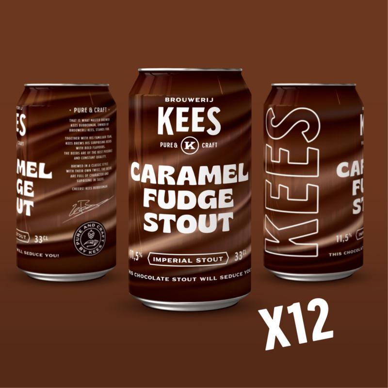 Caramel Fudge 11,5% ------  12-pack