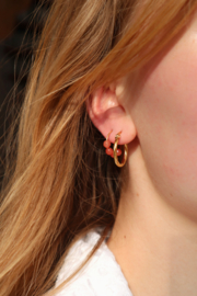 LANA EARRINGS GOLD