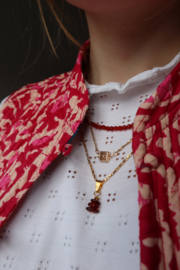 INA NECKLACE GOLD