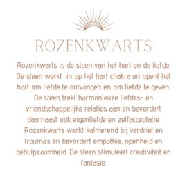 DREAMY ROZENKWARTS BRACELET SIV