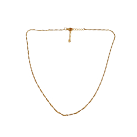 NECKLACE CLASSIC GOLD