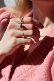 LAPIS LAZULI RING GOLD (limited edition)