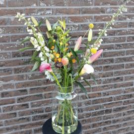 Bloemen in vaas