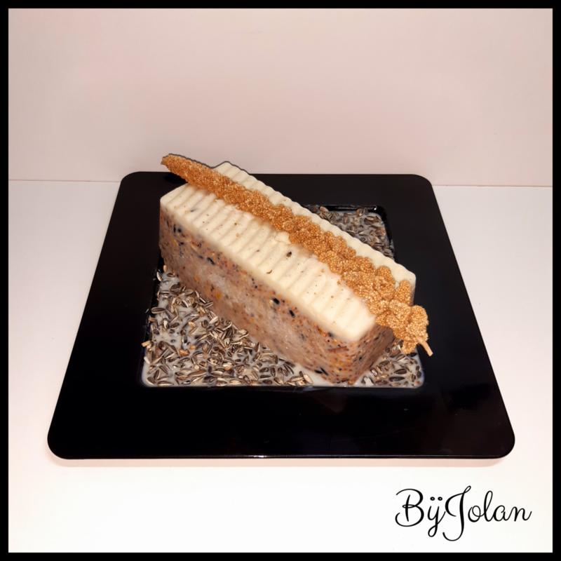 Taart cake vorm
